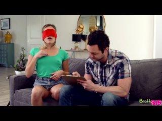 Katie Kush - Step Sisters Sexperiment [PornCube, ПОРНО, new Porn, HD 1080, POV incest]