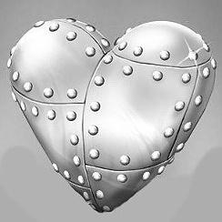 Как сделать металлическое сердечко