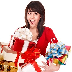 Девушкам подарки в картинках