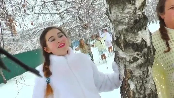 Клип Синий иней