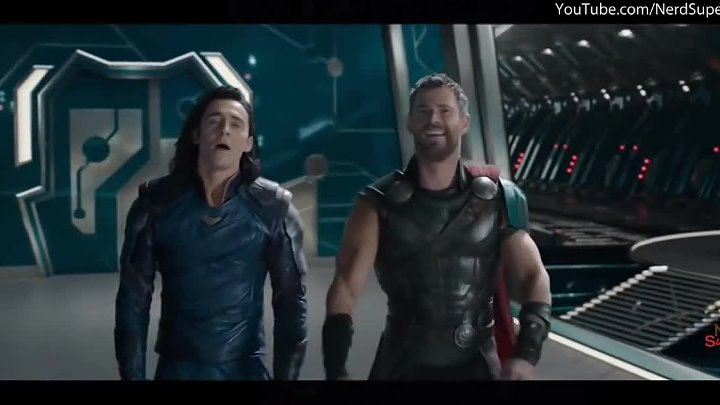 Thor Ragnarok Immigrant Song Official Music Video