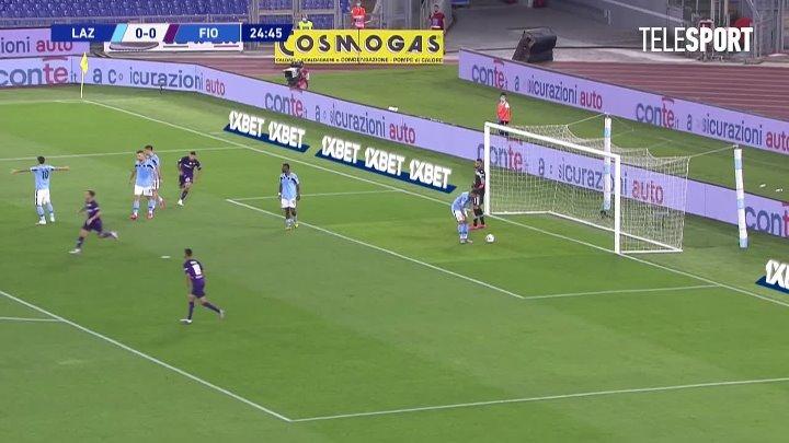 Лацио  2-1  Фиорентина видео