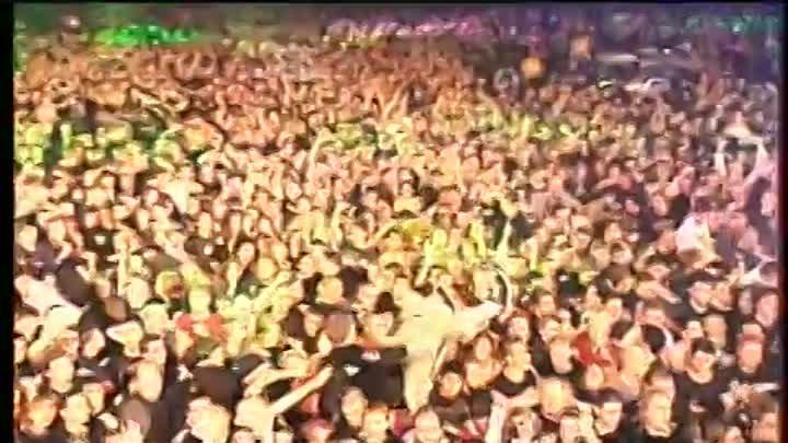 Slipknot Liberate Live London Arena 2002 Hq