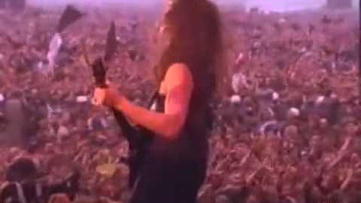 Monsters of rock 1991 attendance