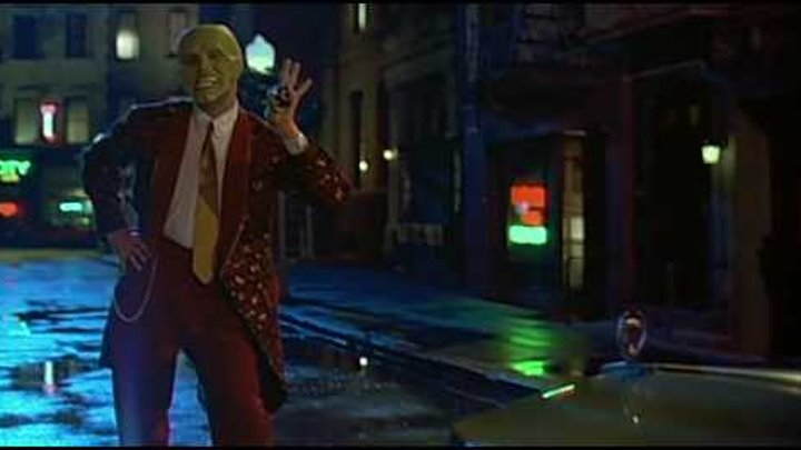 The Mask 1994 Best Scene
