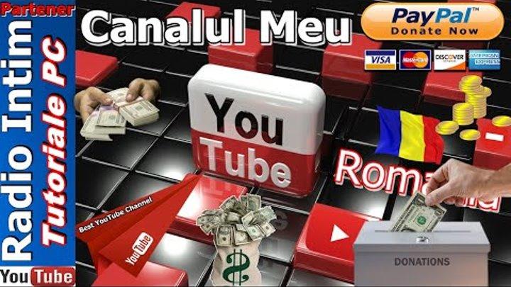 Când poți câștiga bani pe YouTube din video-urile tale