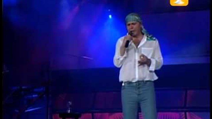 Leonardo Favio Quiero Aprender De Memoria Festival De Viña 1997
