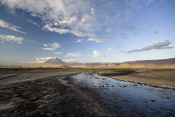 Ущелье Олдувай, Танзания