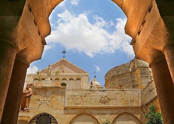 Храм Рождества Христова, Израиль