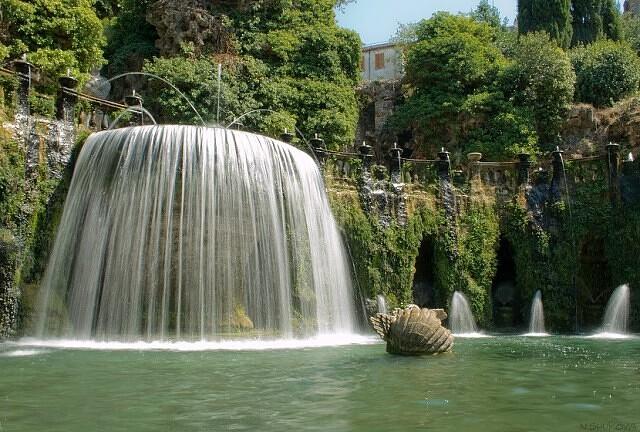Вилла д'Эсте, Италия