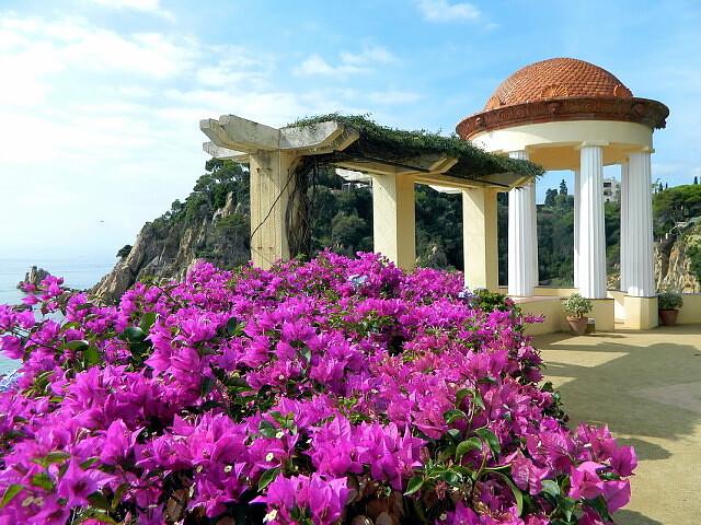 Ботанический сад «Мар и Муртра», Испания