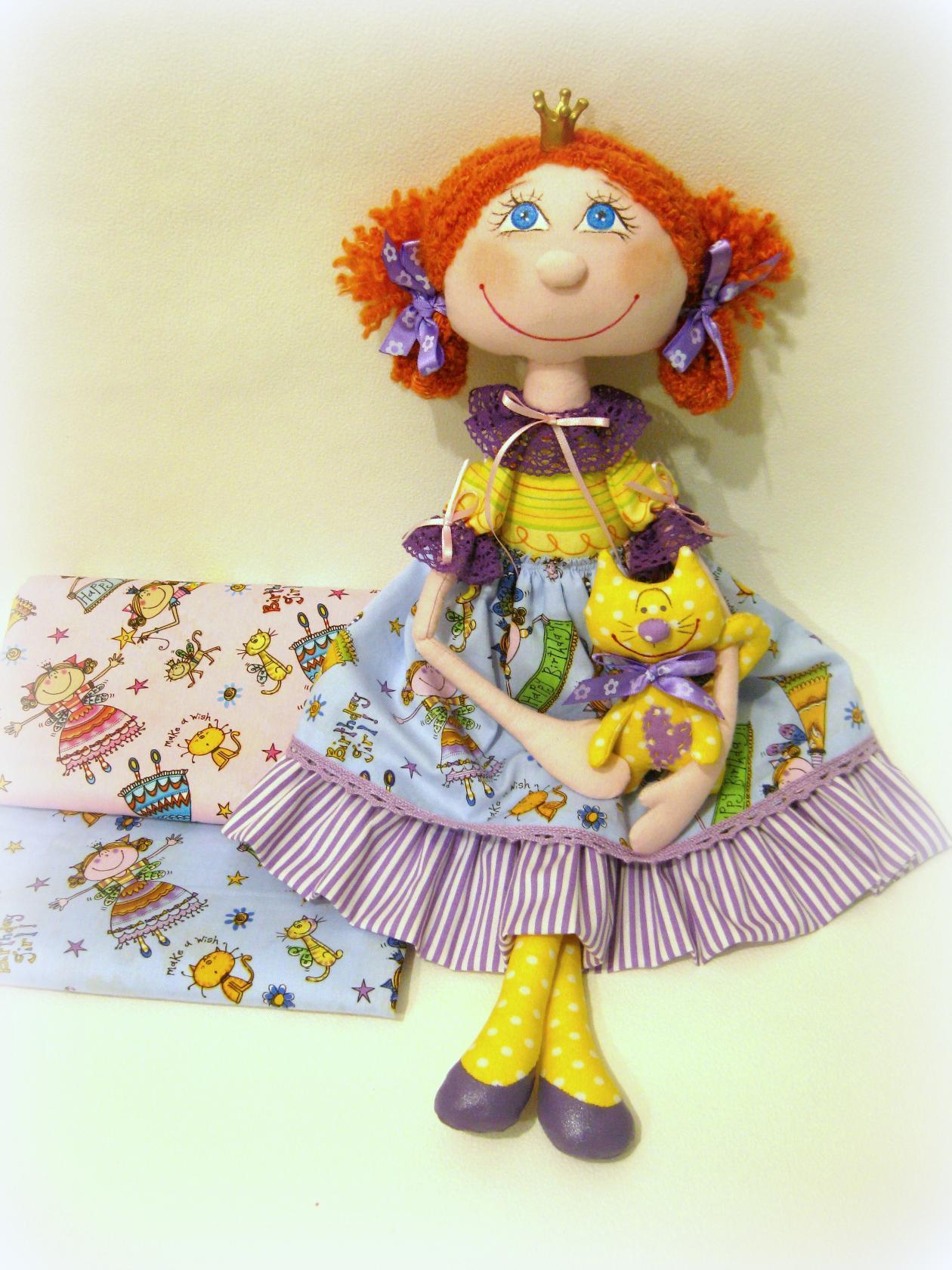 Тильда и её друзья — Куклы ПРИНЦЕССЫ и ФЕИ | OK.RU