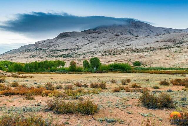 Урочище Бектау-Ата, Казахстан