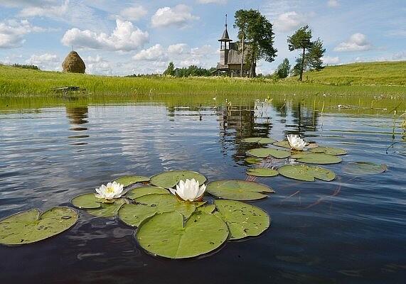 Кенозерский национальный парк, Россия