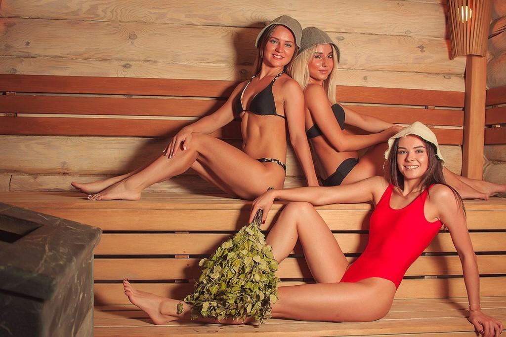фото красивых девушек украины в бане другого банку