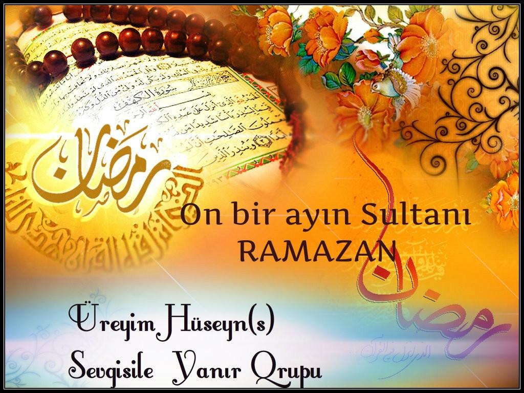 Xos Gəldin Ya Səhri Ramazan