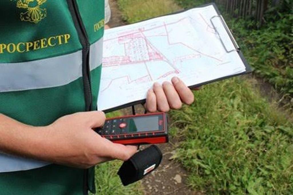административное обследование земельных участков проводится при проведении