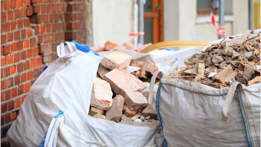 штраф за строительный мусор