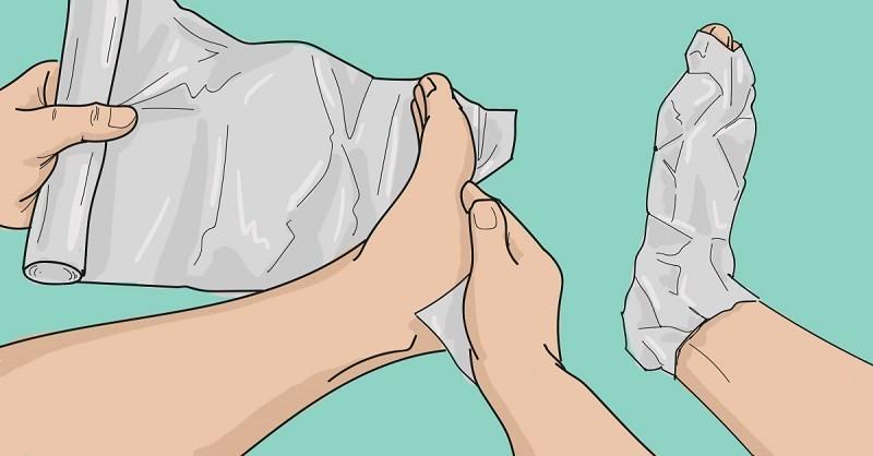 mâna zboară din tratamentul articulației
