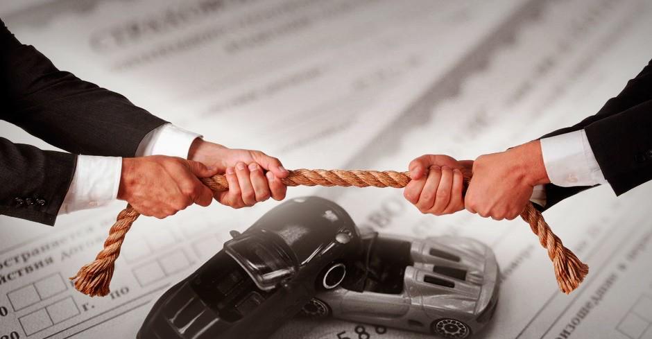 споры со страховыми компаниями по осаго