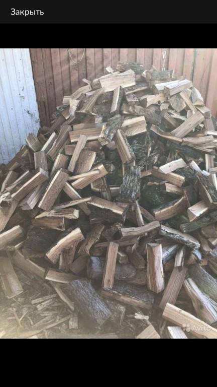 купить дрова колотые с доставкой цена