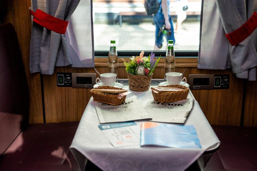 ретро-поездом Сочи