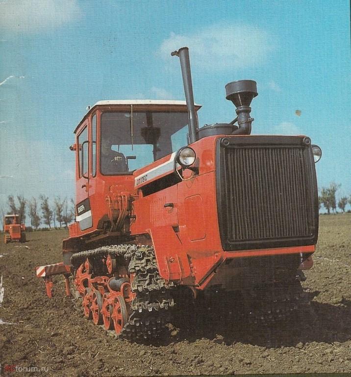 Трактор т 175 волгарь тельцу 8 корпусной плуг