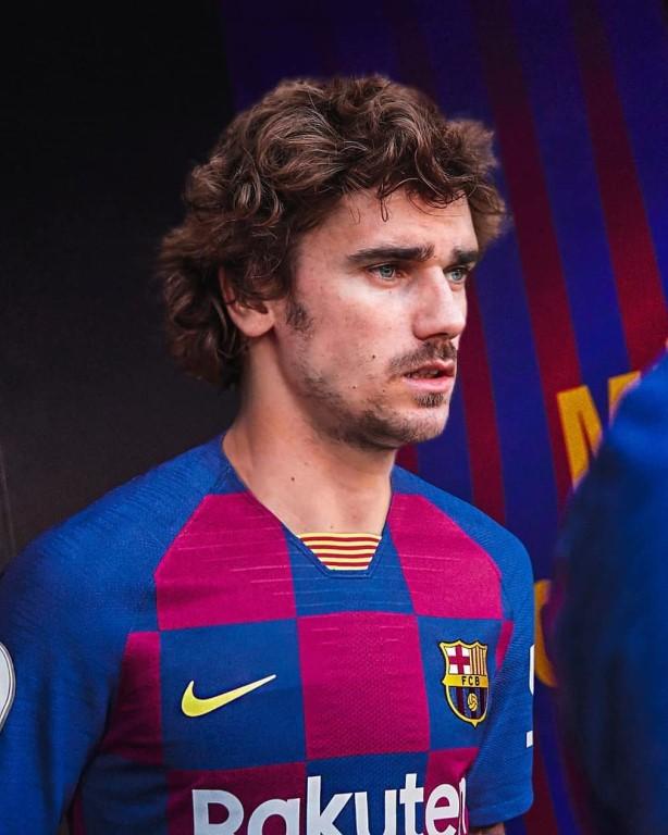 camiseta antoine griezmann barcelona