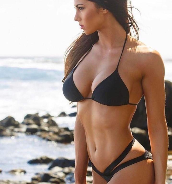 Hope Beel Bikini Babes Sexy Girls Chico Fitness Stepsiblings 1