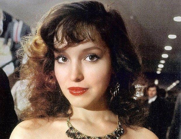 Анны Самохиной Голая