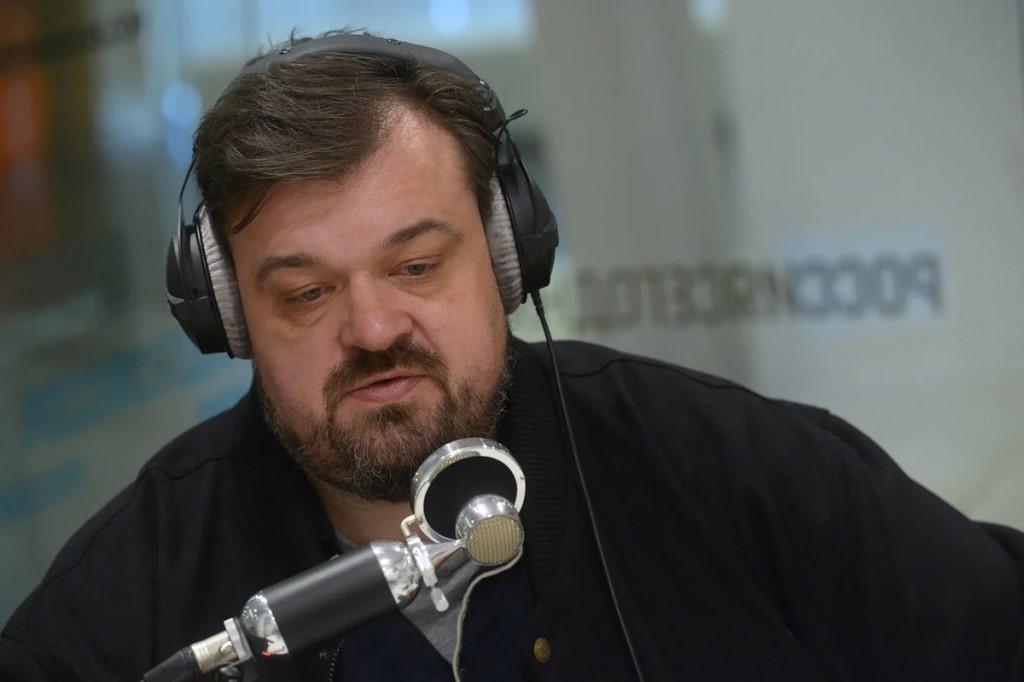 Журналист Василий Уткин