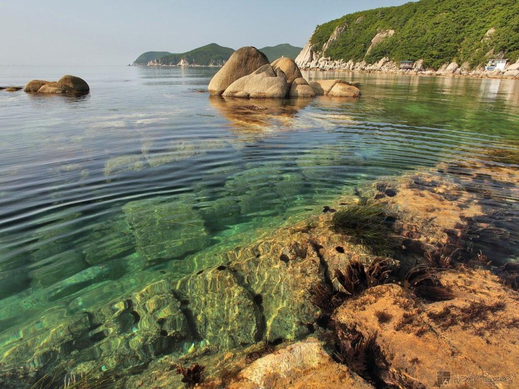 Отдых на Японском море в России