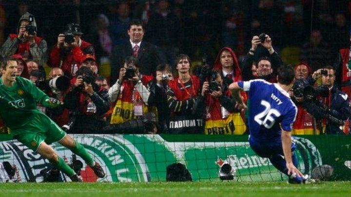 Манчестер юнайтед челси финал 2007 2008 видео