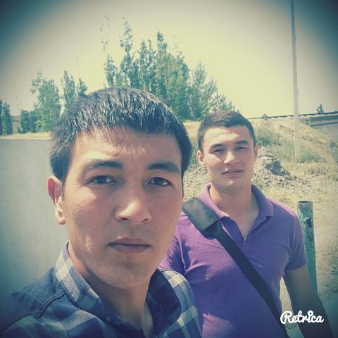 SaidAhmad, 25, Andijon