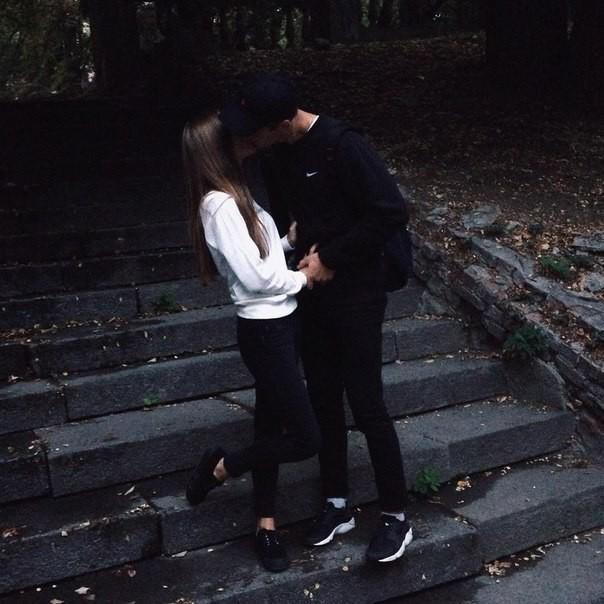 Фотки с парня с девушкой без лица на