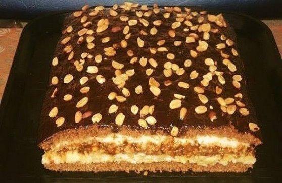 Вкусный торт рецепт с фото в домашних условиях простой рецепт с фото