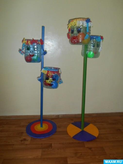 Бросовый материал для детского сада фото