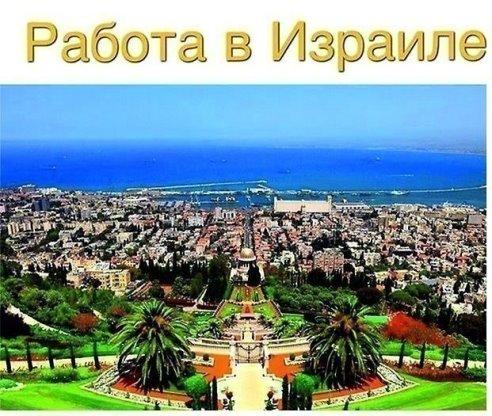 0a96a0beaf65 Работа в Израиле для мужчин и женщин и семейных пар. Для граждан РФ, РБ,  Молдовы и Украины. Зарплата от 2000   долларов.