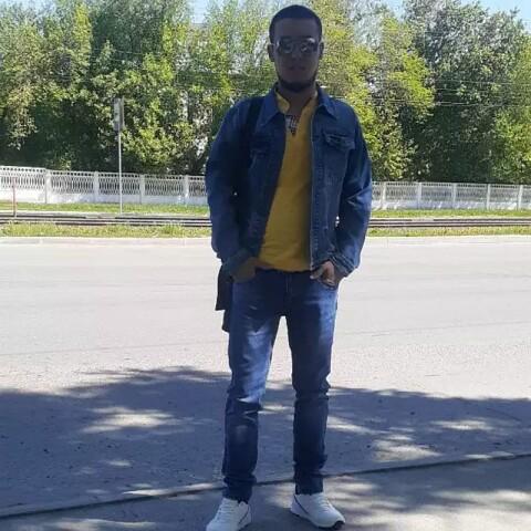 MUXAMMAD ALI, 28, Kansk