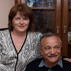 Валентина Ломидзе (Молостова)