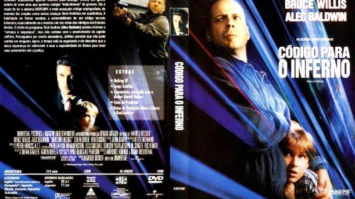 Codigo Para O Inferno 1998 Dublado
