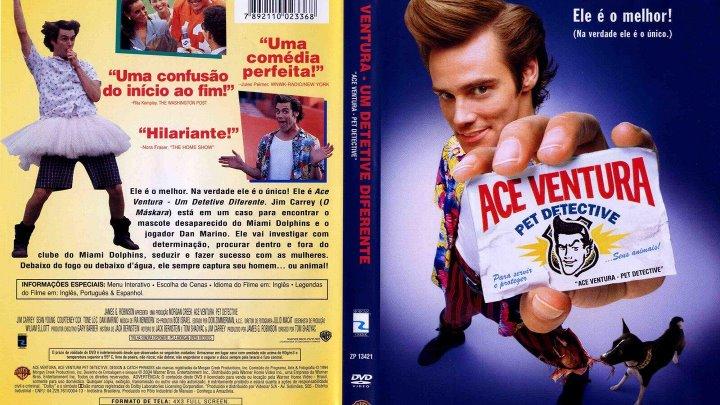 Ace Ventura Um Detetive Diferente 1994 Dublado
