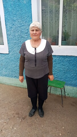 Vera, 70, Tiraspol
