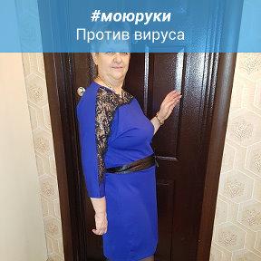 Татьяна Баранникова (Шломина)