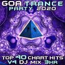 Ion Vader - DwQ Goa Trance Party 2020 Vol 4 Dj Mixed