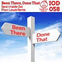 Sean Inside Out - Been There Done That Marc Lewis Remix