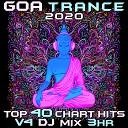 Ion Vader Cactus Arising Siam - Unusual Trinity Goa Trance 2020 Vol 4 Dj Mixed
