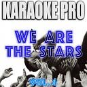 Karaoke Pro - Rain On Me Originally Performed by Lady Gaga Ariana Grande Instrumental Version