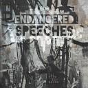 Endangered Speeches - How Much