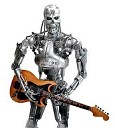 metalcover - Terminator2 электрогитара
